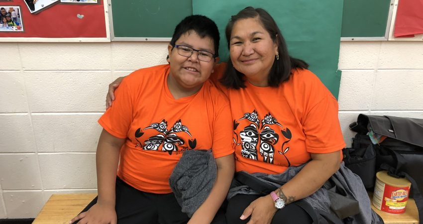 Orange Shirt Day 2018
