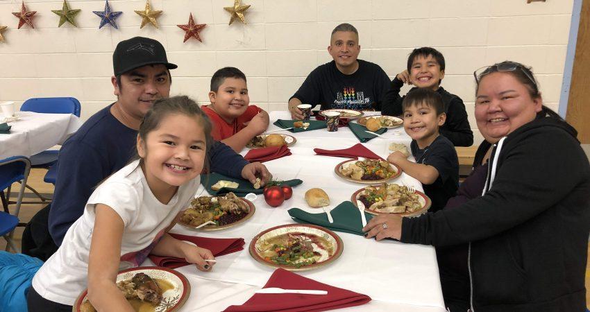 Annual Community Turkey Dinner 2018